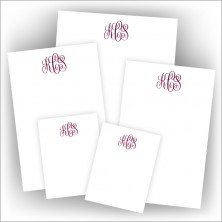 DYO Memo Pad Set - Monogram