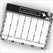 Graceful Garden Collection Calendar