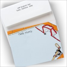 Hockey Correspondence Cards