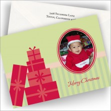 Holiday Gifts Photo Cards