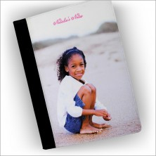 Large Canvas Photo Notebook