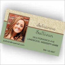 Photo Calling Cards