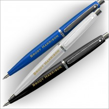 Sheaffer® Pen Set of 3 - Blue, Silver & Black