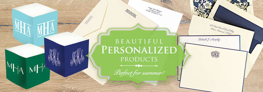 Beautiful Personalized Products